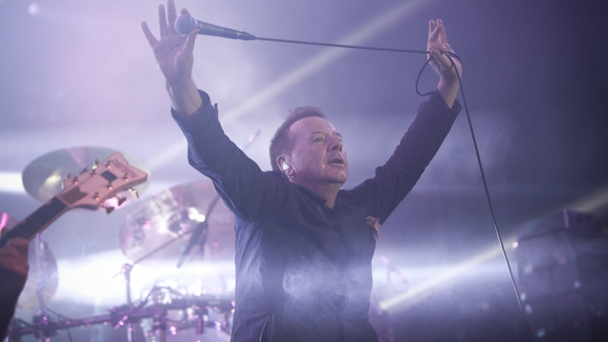 Simple Minds til Smukfest