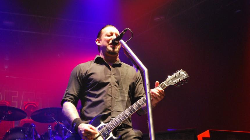 Volbeat: Abbotsford Entertainment Center, Canada