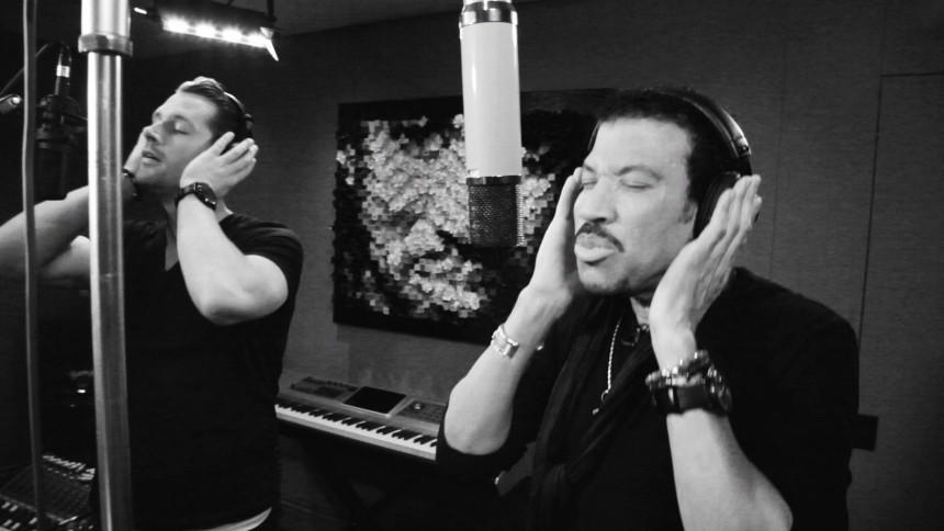 Lionel Richie og Seebach-duet udkommer verden over