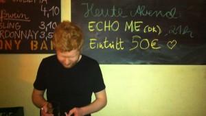 Echo Me Europaturné februar 2012