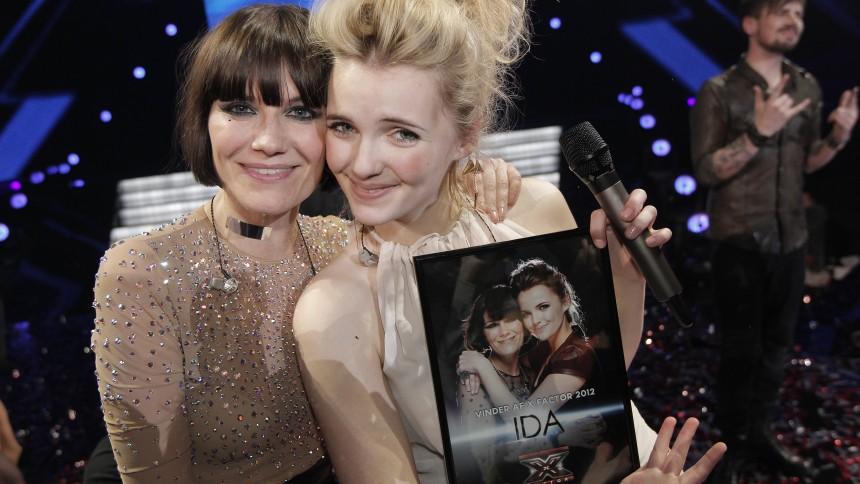 Ida vandt X Factor