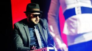 Danish DJ Awards - Ballerup Super Arena - 09042012