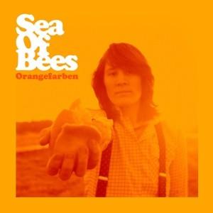 Sea Of Bees: Orangefarben