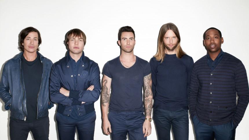 Maroon 5 må ikke spille i Kina