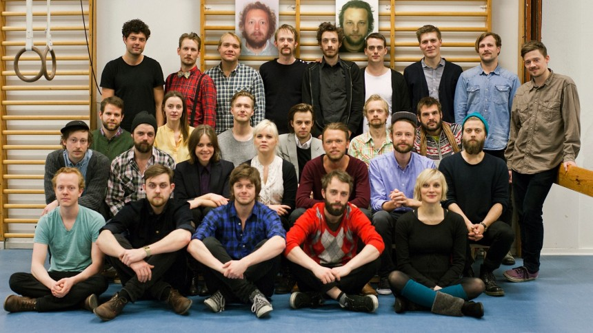 Copenhagen Collaboration bliver remixet live på Spot