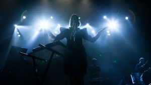 Marybel Katastrophy & Nils Frahm Spot Festival 2012 050512
