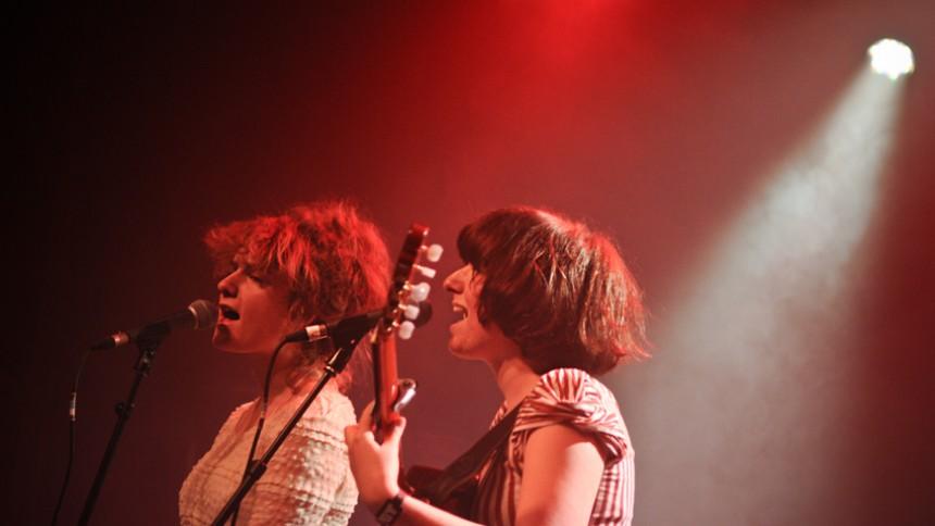 Kirsten og Marie : Spot Festival, Atlas, Aarhus