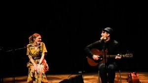 RebekkaMaria & The Hymnboy Spot Festival, Musikhuset Aarhus, Lille Sal, 040512