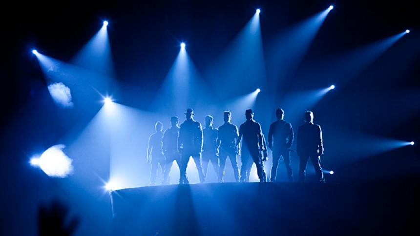 New Kids On The Block og Backstreet Boys: Jyske Bank Boxen, Herning
