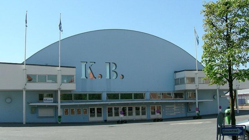 Skitser til genopførelsen af KB Hallen ligger klar