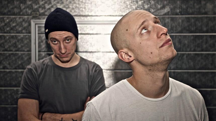 Pede B & DJ Noize: Vi udfordrer hinanden