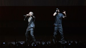 Kanye West & Jay-Z Watch The Throne, Jyske Bank Boxen, Herning, lørdag d. 26. maj 2012