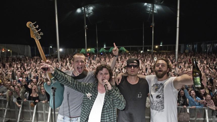 Lukas Graham udgiver album i hele Europa