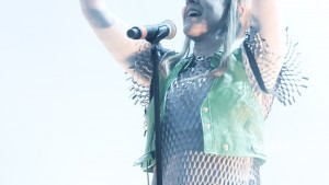 Robyn Skive Festival, Scene 1, fredag d. 1. juni 2012