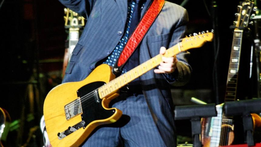 Elvis Costello: Musikhuset, Århus