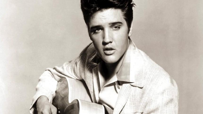Elvis 80 år: Hør hans mest streamede sange