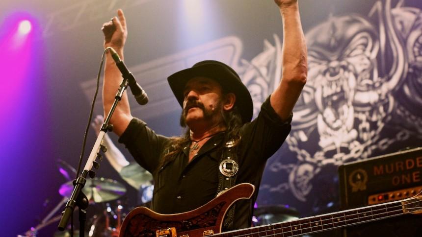 Motörhead udskyder dansk koncert