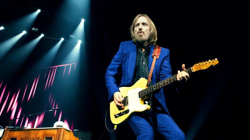 Tom Petty: Bisat samme sted som George Harrison