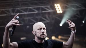 Meshuggah Copenhell 2012