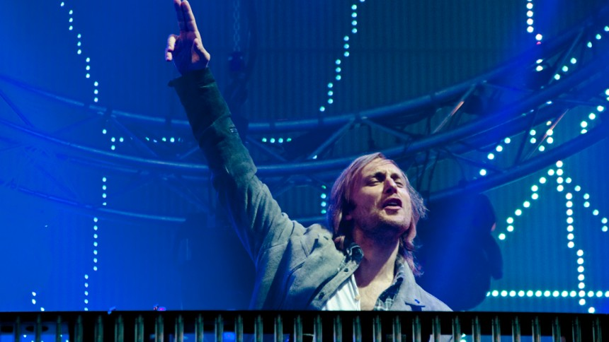 David Guetta indlemmet i eksklusiv klub med tre medlemmer