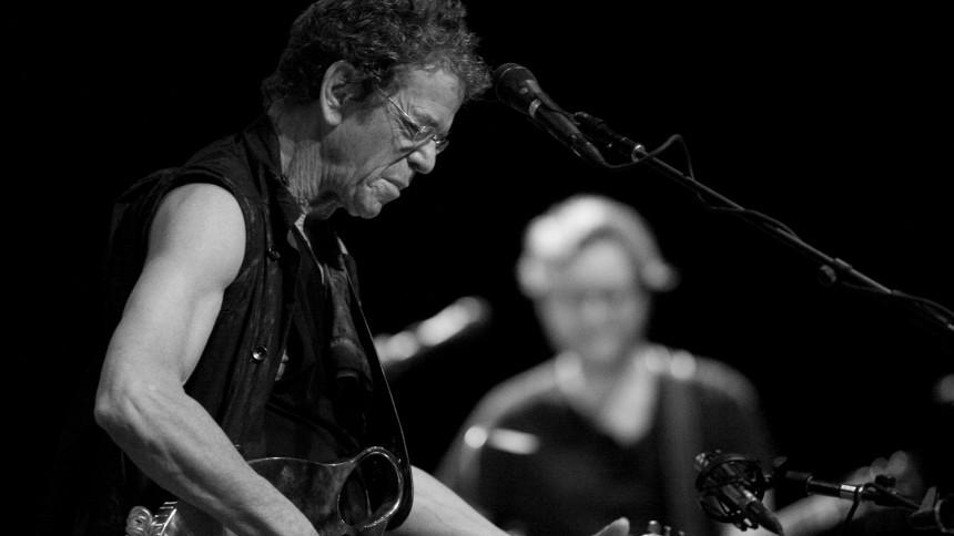 Lou Reed døde af leversvigt