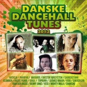 Various: Danske Dancehall Tunes 2012