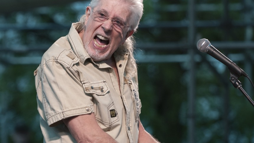 John Mayall & The Bluesbreakers: Tinghallen, Viborg