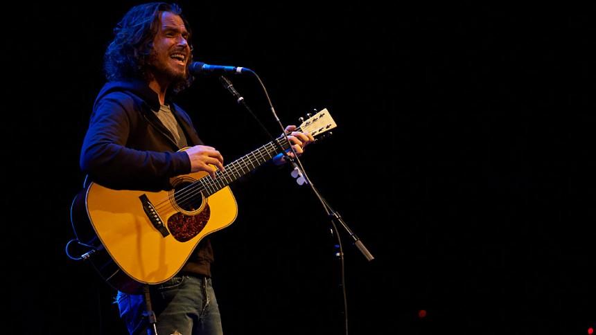Nyt fra Chris Cornell