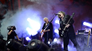 The Cure Roskilde Festival Orange Scene 050712