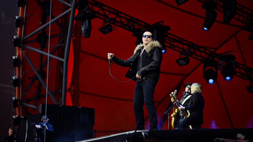 The Cult : Roskilde Festival, Orange Scene