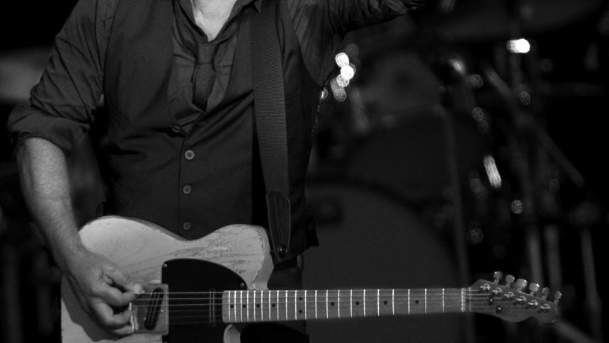 Bruce Springsteen også til Jylland