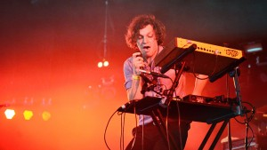 Roskilde Festival 2012 - friendly fires - 08 juli 2012