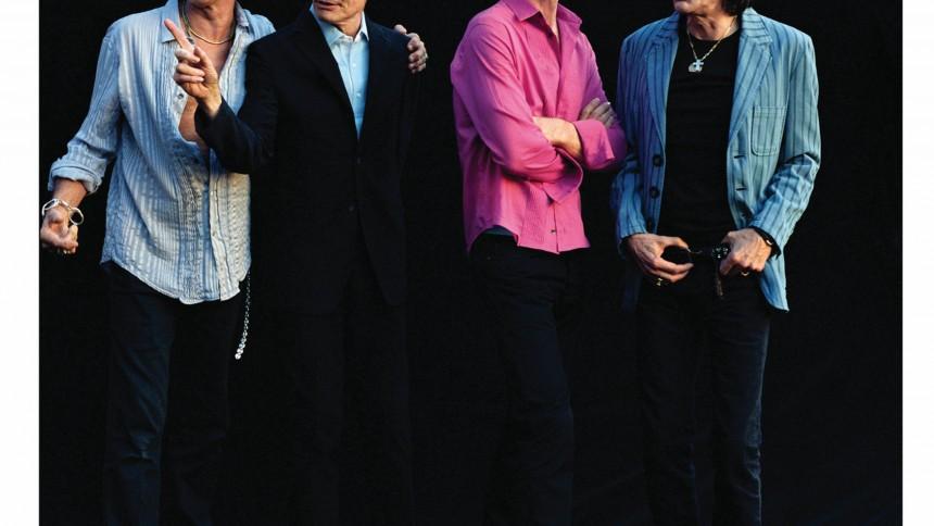 Rolling Stones afslører deres store nyhed