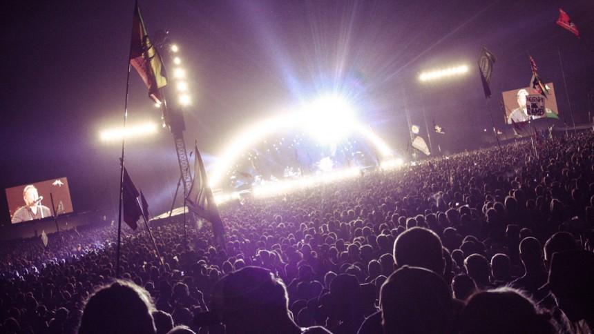 Roskilde er Europas bedste festival ifølge kunstnerne