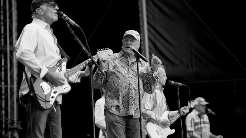 The Beach Boys: Amfiscenen, Århus
