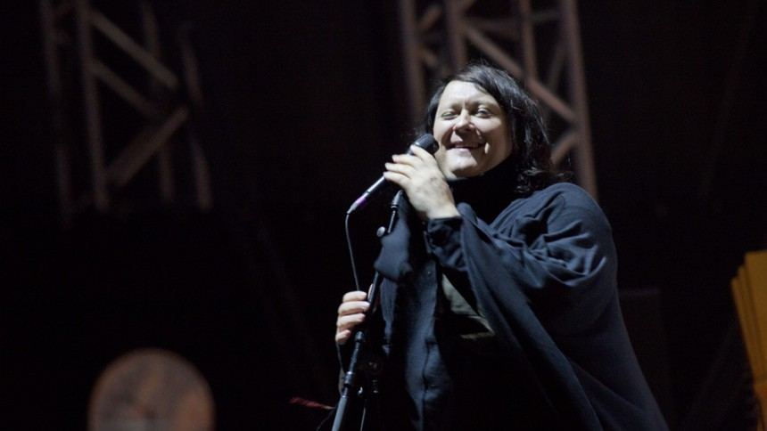 Antony And The Johnsons og Aarhus Symfoniorkester : NorthSide, Blue Stage