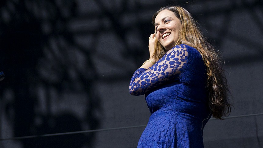 Brit Award-nominerede Rumer til Danmark