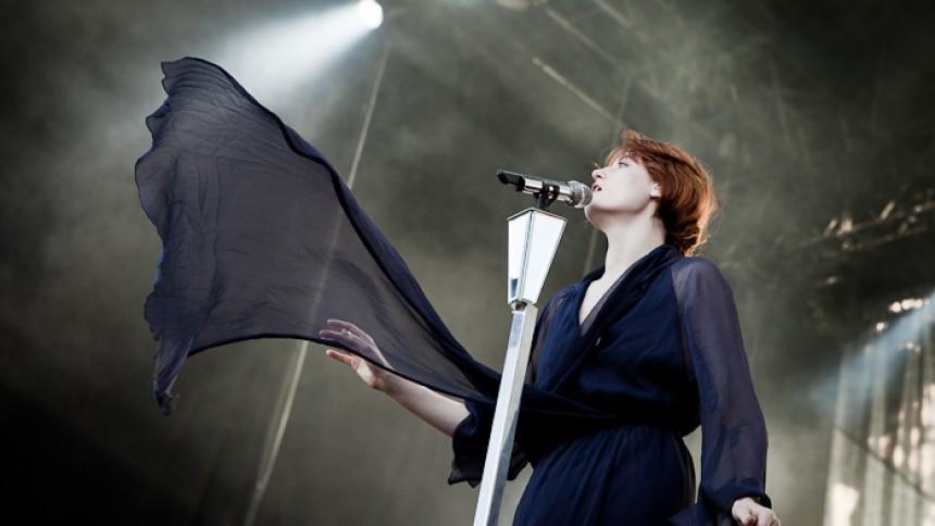 Florence And The Machine: Øyafstivalen, Oslo