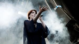 Florence And The Machine Øyafestivalen 080812
