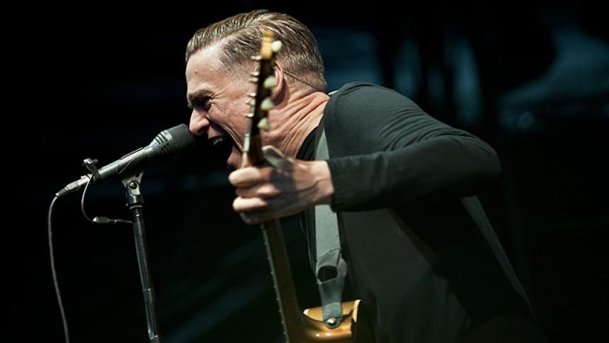 Bryan Adams : Smukfest, Bøgescenerne, Skanderborg