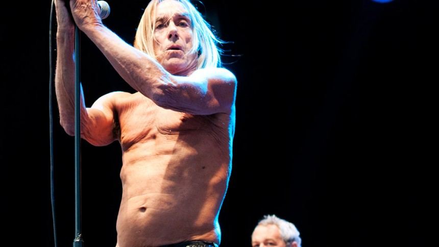 Iggy Pop er klar til at dø