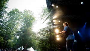 Mike And The Mechanics Bøgescenerne Skanderborg Festival 100812