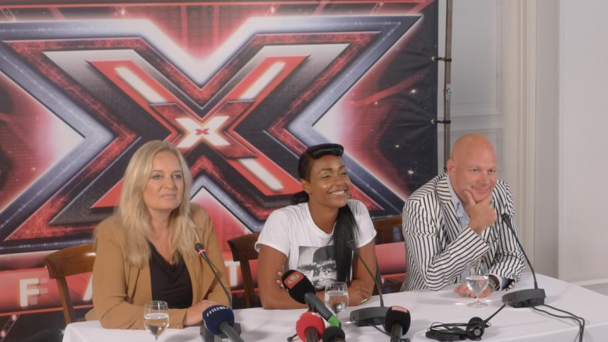 Internationalt topnavn til X Factor-finalen