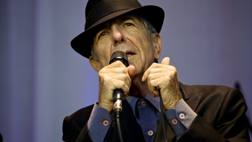Hør Leonard Cohen synge George Jones' Choices