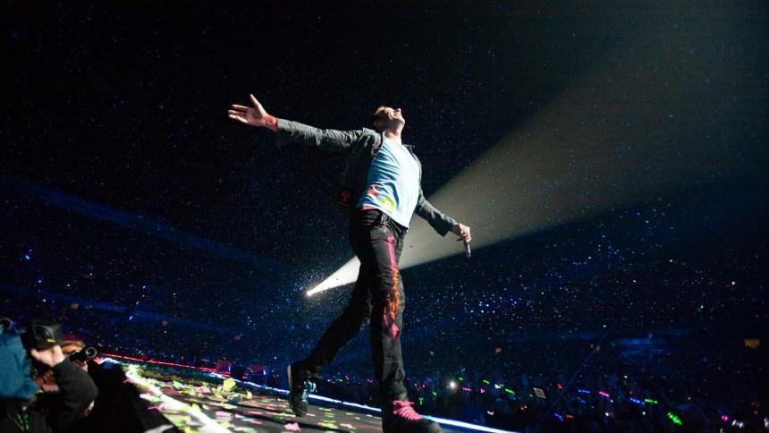 Coldplay: Parken, København