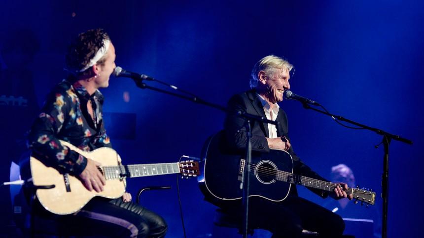 Steffen Brandt og Thomas Helmig : Rådhushallen, Aarhus