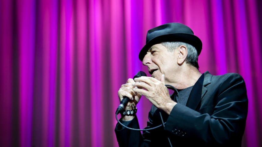 Portræt: Zen og kunsten at være Leonard Cohen