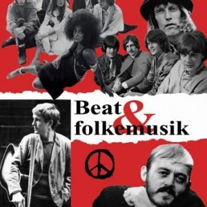 Jens-Emil Nielsen: Beat og folkemusik - Dansk rock 1966-70