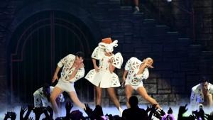 Lady Gaga Sofia Bulgarien 140812