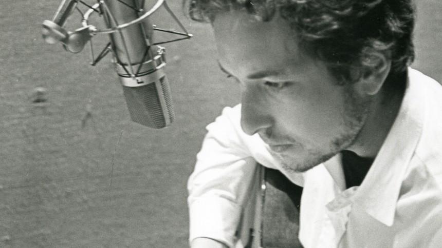 Bob Dylan arbejder på nyt album